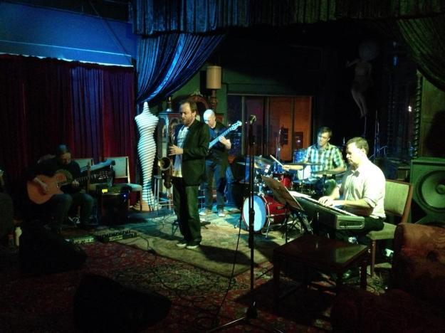 Aaron Michael Band @ Lazybones